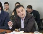 """""""El informe de Contraloría es devastador, por eso intentan desestimarlo"""", dijo el asambleísta. Foto: Asamblea"""