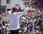Las elecciones presidenciales se realizarán el 1 de julio. Foto: AFP