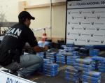También se han incautado de marihuana, clorhidrato de heroína y pasta base. Foto: Ministerio del Interior