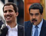 Guaidó responsabilizó a Maduro de las muertes ocurridas esta semana durante protestas contra el gobierno socialista. Foto: AFP