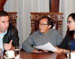 """""""Nosotros tenemos muchas dudas sobre el accionar del Ejército y la Policía"""", dijo Aguagallo. Foto: archivo"""