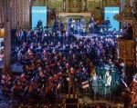 Tocar la música de Queen en la Iglesia de La Compañía fue una propuesta tan atrevida como genial.