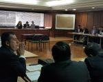 Este domingo, la Corte Nacional de Justicia instaló la diligencia de testimonio anticipado dentro del caso Sobornos 2012-2016