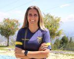 Emily Lima agradeció emocionada la oportunidad de dirigir la selección femenina de fútbol.