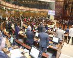 """El Legislativo considera que el juez, Manuel Ruiz Moreira, no reconoció una decisión """"legal y legítima""""."""