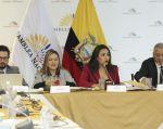 Presentan pruebas de cargo en el juicio político contra la presidenta del CNE.