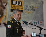 Patricio Carillo ingresó a la Policía hace 34 años.