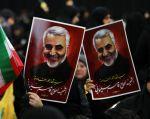 """De lo que sí vio """"pruebas"""" el secretario de Defensa fue de que Soleimaní planeaba atacar la embajada estadounidense en Bagdad. Foto: AFP"""