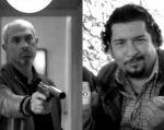 """Jorge Navarro Sánchez y Luis Gerardo Rivera actuaban para la serie de Televisa """"Sin Miedo a la verdad""""."""