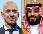 Expertos de la ONU piden investigar si el heredero saudí espió a Jeff Bezos. Foto: AFP