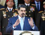 """A juicio de Maduro, la acusación de Estados Unidos """"es un acto de locura"""". Foto: AFP"""
