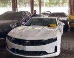 Chevrolet Camaro de 2019, que Andrés Cedeño Carreño, amigo de Daniel Salcedo, importó desde Estados Unidos a cero impuestos.
