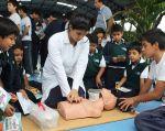 El Centro Educativo Naciones Unidas capacita a sus estudiantes en prevención y atención en caso de emergencias o desastres.