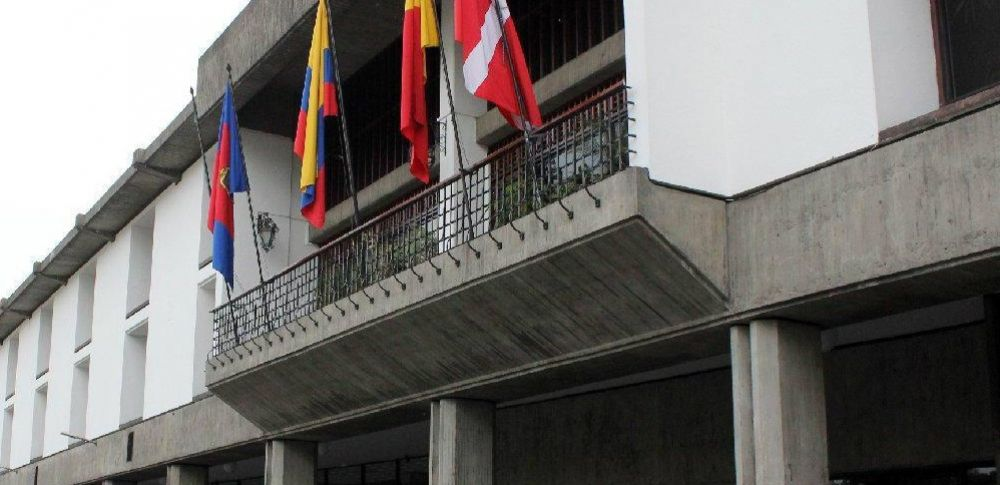 Rodas reiteró la apertura para investigar a los ocho funcionarios. Foto: Archivo