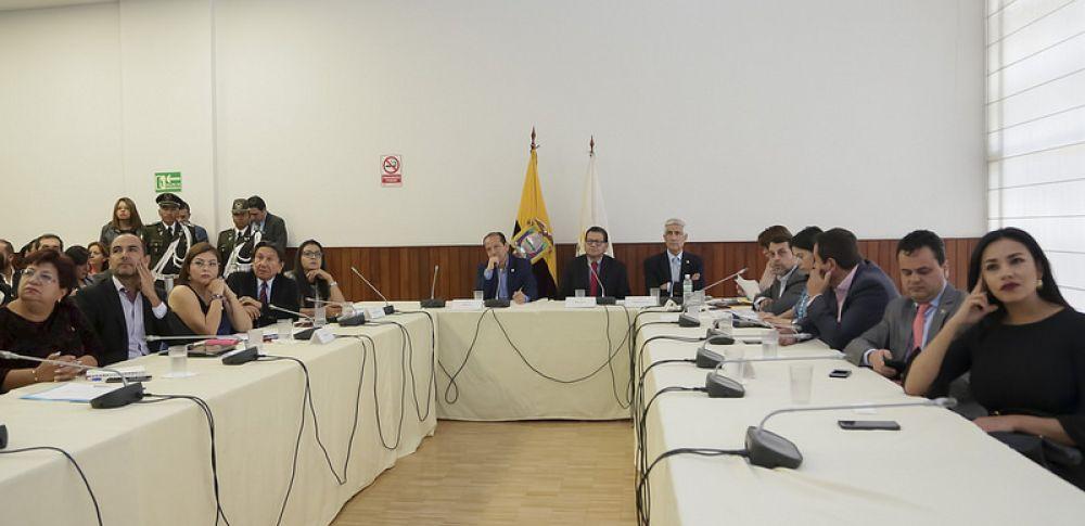 La Comisión Especial tiene 10 días para elaborar el informe. Foto: Flickr Asamblea