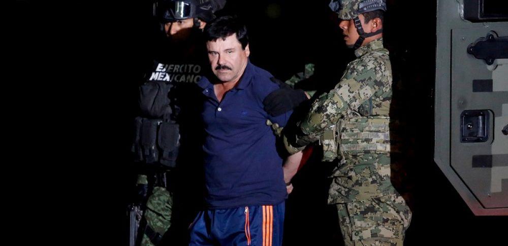 El Chapo, de 62 años, ya había sido declarado culpable en febrero por un jurado de los 10 cargos que enfrentó. Foto: Reuters