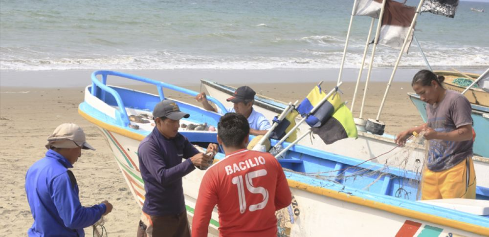 La UE urgió en octubre a Ecuador a intensificar su lucha contra la pesca ilegal.