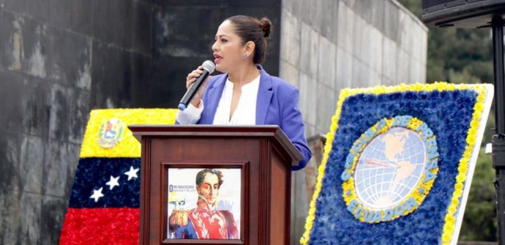 Este lunes la Corte Provincial de Pichincha se pronunciará sobre la prisión preventiva de Paola Pabón.