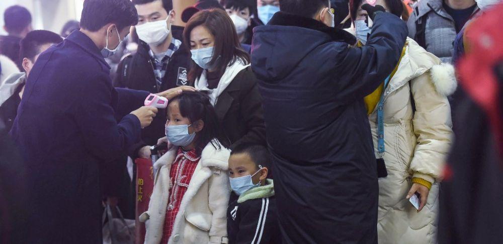 Se ha exhortado a los ecuatorianos residentes en Wuhan a cumplir de manera estricta las disposiciones de las autoridades. Foto: AFP