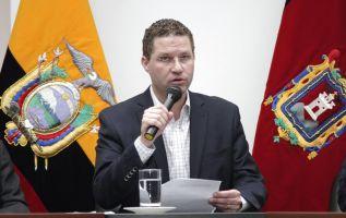 El alcalde de Quito fue convocado este jueves a la Comisión de Relaciones Internacionales. Foto: API.