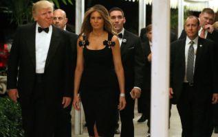 No será fácil para Melania Trump suceder a la estilosa Michelle Obama, una de las primeras damas más amadas de todos los tiempos. Foto: REUTERS.