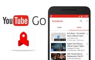 La nueva aplicación permitirá a los usuarios descargar contenido de YouTube para verlos 'off line'.