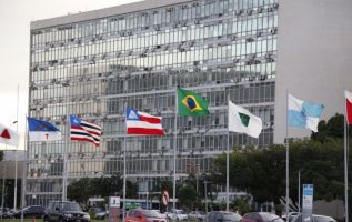 El procurador de Brasil, Rodrigo Janot, lo anunció a los fiscales reunidos en ese país. Foto: Twitter / Fiscalía de Ecuador..