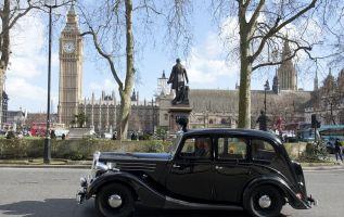 La UE avisó al gobierno británico que lo llevará ante la justicia si no reduce la polución. Foto: Daily Mail.