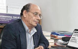 Jorge Arroba Rimassa, revela a Vistazo qué desafíos esperarían al proceso en la segunda vuelta. | Foto: Segundo Espín.