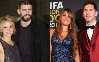 La enemistad entre la cantante barranquillera y Ruccozzo no ha afectado la relación entre Piqué y Messi. | Foto: TKM