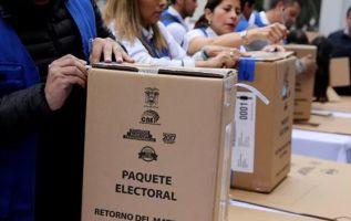 """El CNE declaró en un comunicado que el reconteo de todas las Juntas Receptoras del Voto a escala nacional """"no tiene sustento jurídico y no puede responder a caprichos"""". Foto: referencial"""