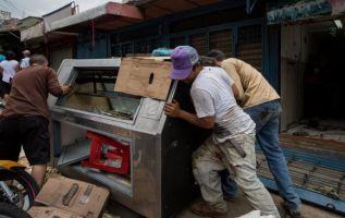 El Gobierno elevó las víctimas mortales en El Valle a 12, tres por arma de fuego, y cifró en seis las personas que resultaron heridas por disparos. Foto: redes