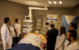 Juan Pedro Franco alcanzó los 595 kilos. Foto: AFP.