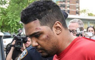 El acusado, exmiembro de la Armada estadounidense, se enfrenta a cargos por homicidio agravado e intento de asesinato.   Foto: Reuters.