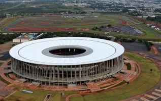 La renovación del Mané Garrincha fue financiada por Terracap, una compañía pública de Brasilia. | Foto: Reuters.