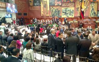 Alrededor de 1.600 invitados, entre autoridades y mandatarios de América Latina, estarán hoy en la posesión de Lenín Moreno. Foto: cortesía Cristina Vega