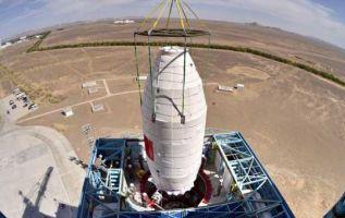 China invierte miles de millones de dólares anuales en su programa espacial. | Foto: AFP.