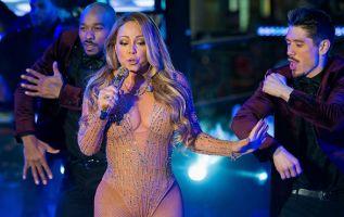 Carey fue objeto de burla e indignación en las redes sociales. Foto: Internet