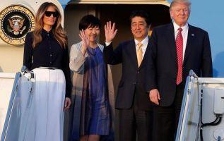 La supuesta falta de conocimientos de inglés de Akie Abe ha quedado desmentida hoy por los medios locales y estadounidenses. Foto: El Diario