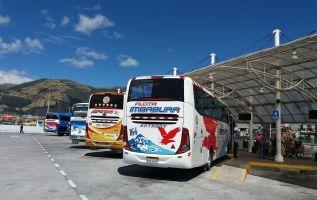Las acciones son para evitar accidentes como el ocurrido con un transporte de la Cooperativa La Maná en la vía Alóag - Santo Domingo. Foto referencial