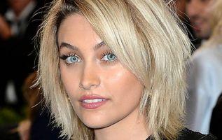 Paris Jackson de 19 años, es hija del fallecido Michael Jackson. Foto: Internet