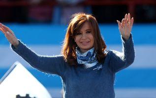 Kirchner, de 64 años, aspira a ser senadora por la provincia de Buenos Aires. Foto: Reuters