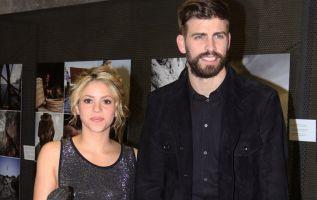 Shakira le ha pedido a su esposo Gerard Piqué dejar a su familia futbolística: el Barcelona para enlistarse en la MLS. Foto: Hola