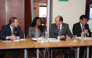 Audiencia de testimonios por presunta asociación ilícita en caso Odebrecht. Foto: Fiscalía