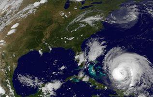 Se espera que Lee se fortalezca durante las próximas 48 horas y posiblemente llegue a huracán. Foto: Reuters