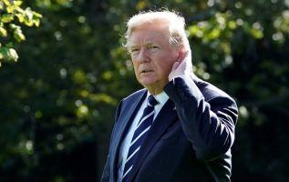 En el lugar 248 se encuentra Trump, con una fortuna estimada de 3.100 millones de dólares, que pierde 600 millones según Forbes. Foto: Reuters