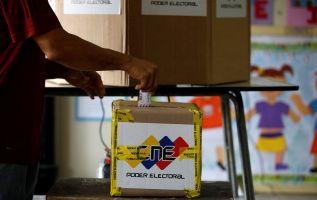 """El Parlamento exige al CNE que """"facilite la realización de una auditoría integral, cualitativa y cuantitativa"""", por parte de organismos internacionales. Foto: Reuters"""