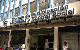 La interrogante sobre el Consejo de Participación Ciudadana y Control Social (CPCCS) ha causado reparos desde su anuncio. Foto: Archivo