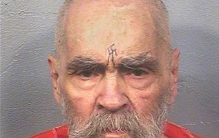 """Charles Manson """"murió de causas naturales el domingo a las 20H13 locales en un hospital del condado de Kern. Foto: Reuters"""