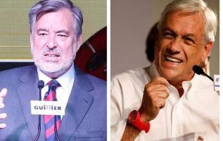 Guillier logró pasar al balotaje al sumar el 22,66 % de los sufragios, casi 14 puntos por debajo de Piñera, que alcanzó el 36,64 %. Foto: Reuters